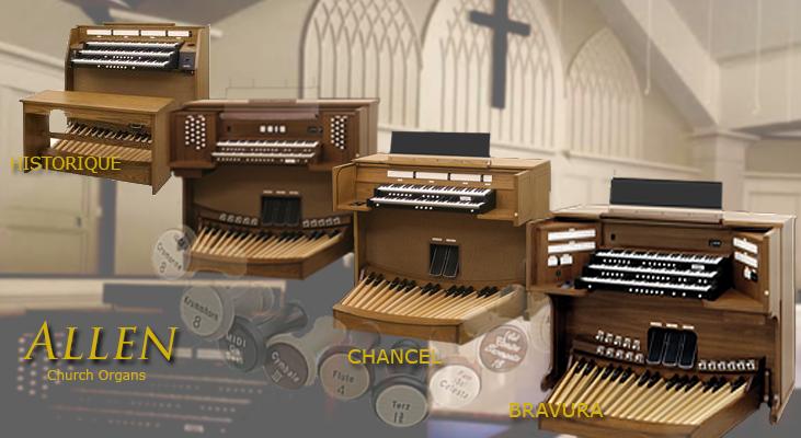 Allen Organ Models